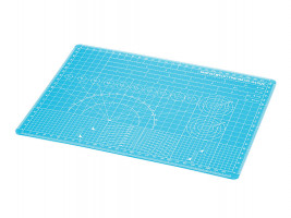 A4 Size Cutting Mat (Blue)