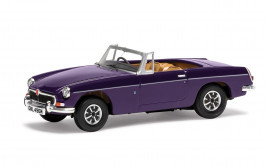 1:43 MGB Roadster MkIII, Acconite Purple