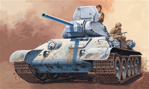 View Product - 1:72 wargames T 34/76 m42