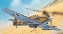 View Product - 1:72 Hawker Hurricane Mk IIC