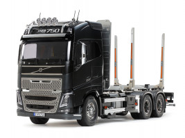 1:14 Volvo FH16 Globetrotter 750 6×4 Timber Truck (stavebnice)