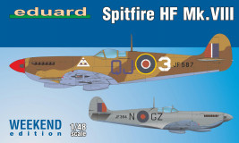 1:48 Supermarine Spitfire HF Mk.VIII (WEEKEND edition)