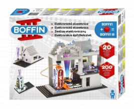 Boffin III Bricks – Electronic Assembly