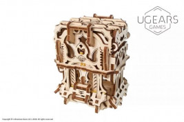 Produkt anzeigen - Wooden 3D Mechanical Puzzle – Deck Box