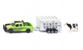 View Product - 1:50 Dodge RAM 1500 with Livestock Trailer