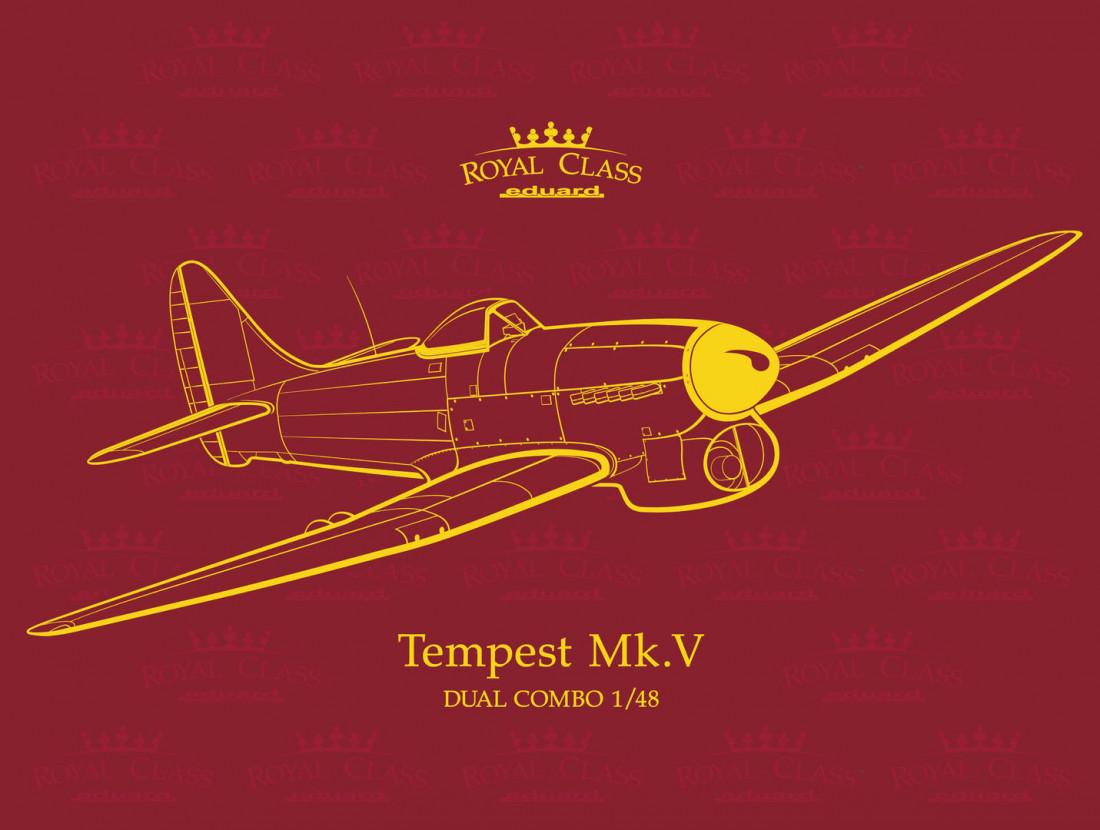 1:48 Hawker Tempest Mk.V (Dual Combo)