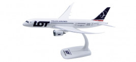 1:200 Boeing 787-85D, LOT Polish Airlines (Snap Fit)