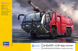 1:72 Rosenbauer Panther 6×6 Airport Crash Tender