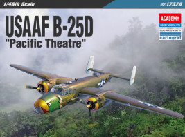 1:48 North American B-25D Mitchell, Pacific Theatre