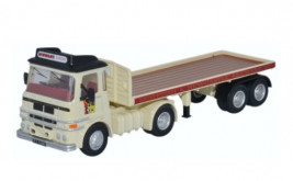 1:76 ERF LV Flatbed Trailer Scottish & Newcastle