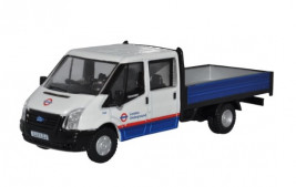 1:76 Ford Transit Dropside London Underground