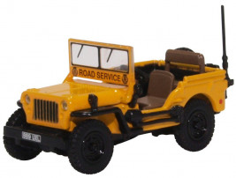 1:76 Willys MB AA