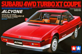 1:24 Subaru 4WD Turbo XT Coupe