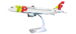 1:100 Airbus A320-214, TAP Air Portugal, 2005s Colors (Snap Fit)