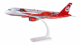 1:100 Airbus A320-214, Air Berlin, 2010s Colors (Snap Fit)