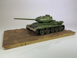 1:32 T-34/85, Model 1944, 7.th Guards Corps, Berlin, 1945