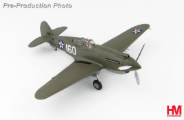 1:48 Curtiss P-40B Warhawk, 47th PS, George Welch, Pearl Harbor, 1941
