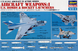 1:72 U.S. Aircraft Weapons I