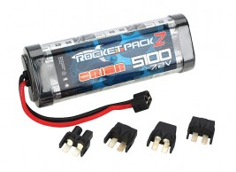 Orion Rocket Pack 2 5100 mAh 7,2 V
