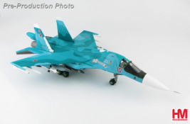 1:72 Suchoj Su-34 Fullback, Russian Air Force, Syria, April 2017
