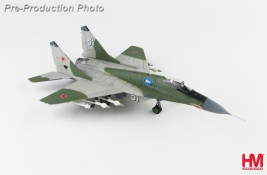 1:72 MiG-29 (9-13) Fulcrum-C, Russian Air Force, Borisoglebsk Training Center