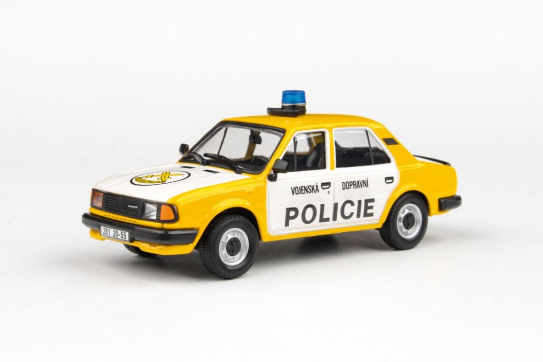 1:43 Škoda 120L (1984) – Vojenská dopravní policie