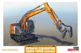 1:35 Hitachi Zaxis 135US Excavator/Crusher (Limited Edition)