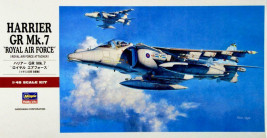 1:48 Harrier GR Mk.7 ″Royal Air Force″