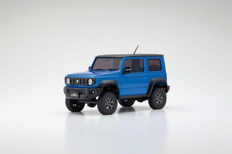 Mini-Z 4x4 Suzuki Jimny Sierra RTR (Blisk Blue Metallic)