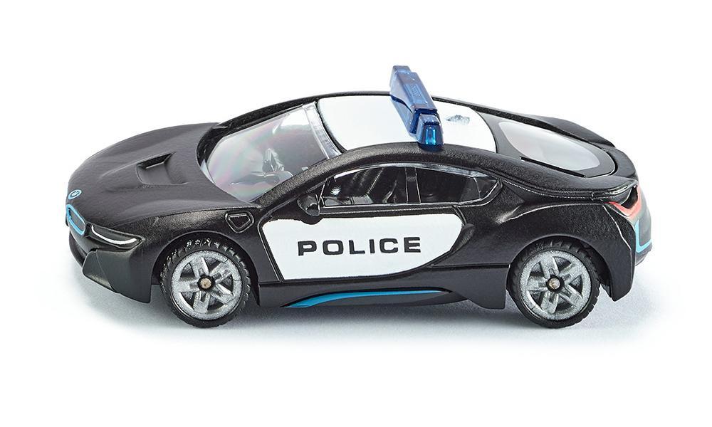 BMW i8, US Police