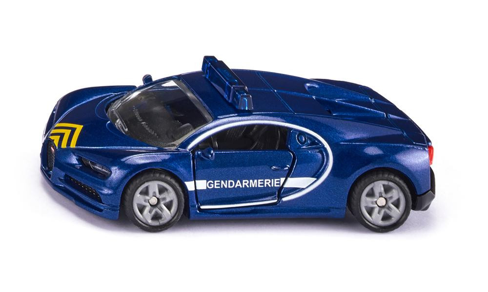 Bugatti Chiron, Gendarmerie
