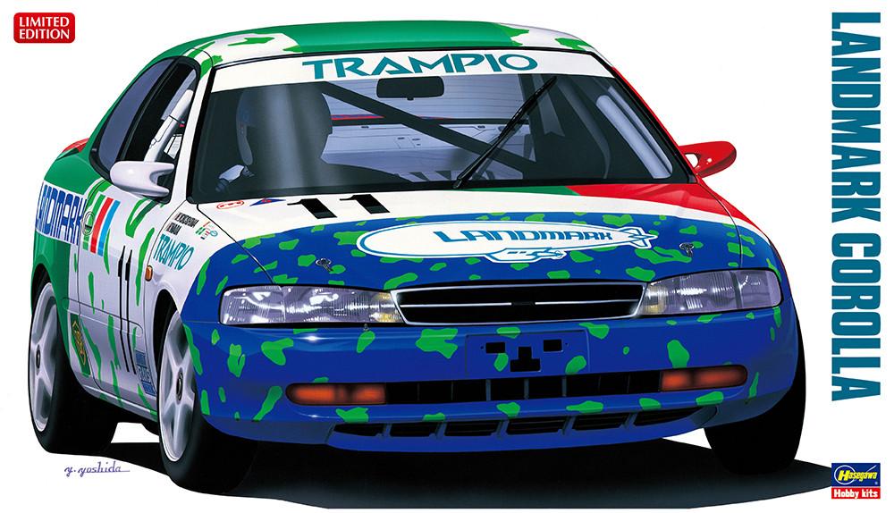 1:24 Landmark Corolla (Limited Edition)