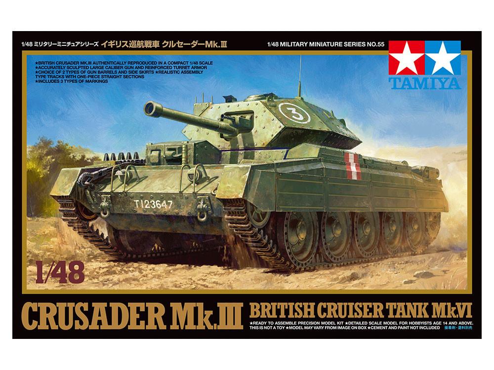 1:48 Crussader Mk.III