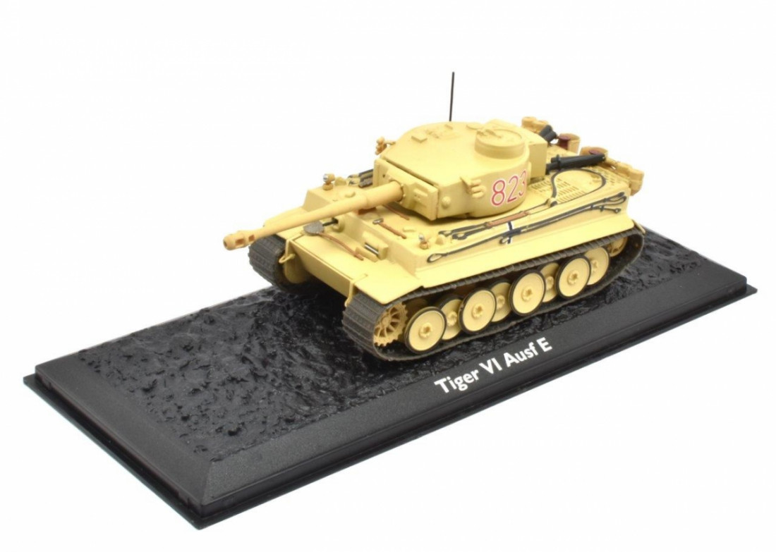 1:72 Tiger I, German Army