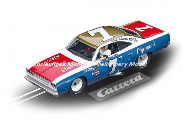 1:32 Carrera Evolution – Plymouth Road Runner, No.7