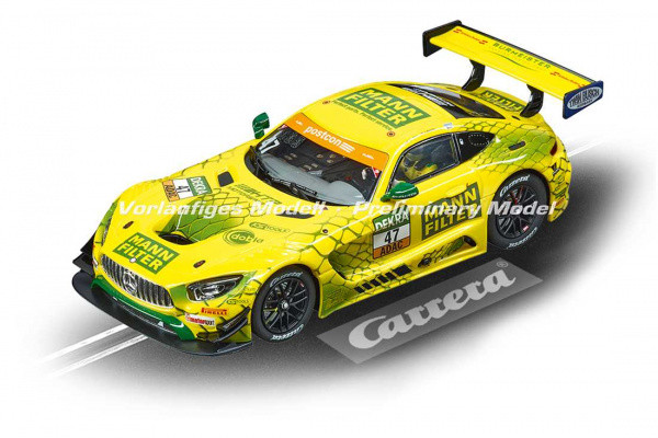 1:32 Carrera Evolution – Mercedes-AMG GT3 ″MANN-FILTER Team HTP, No.47″