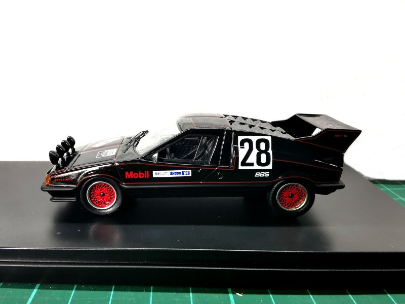 1:43 Škoda Super Sport (typ 724) FERAT Movie Edition 1981
