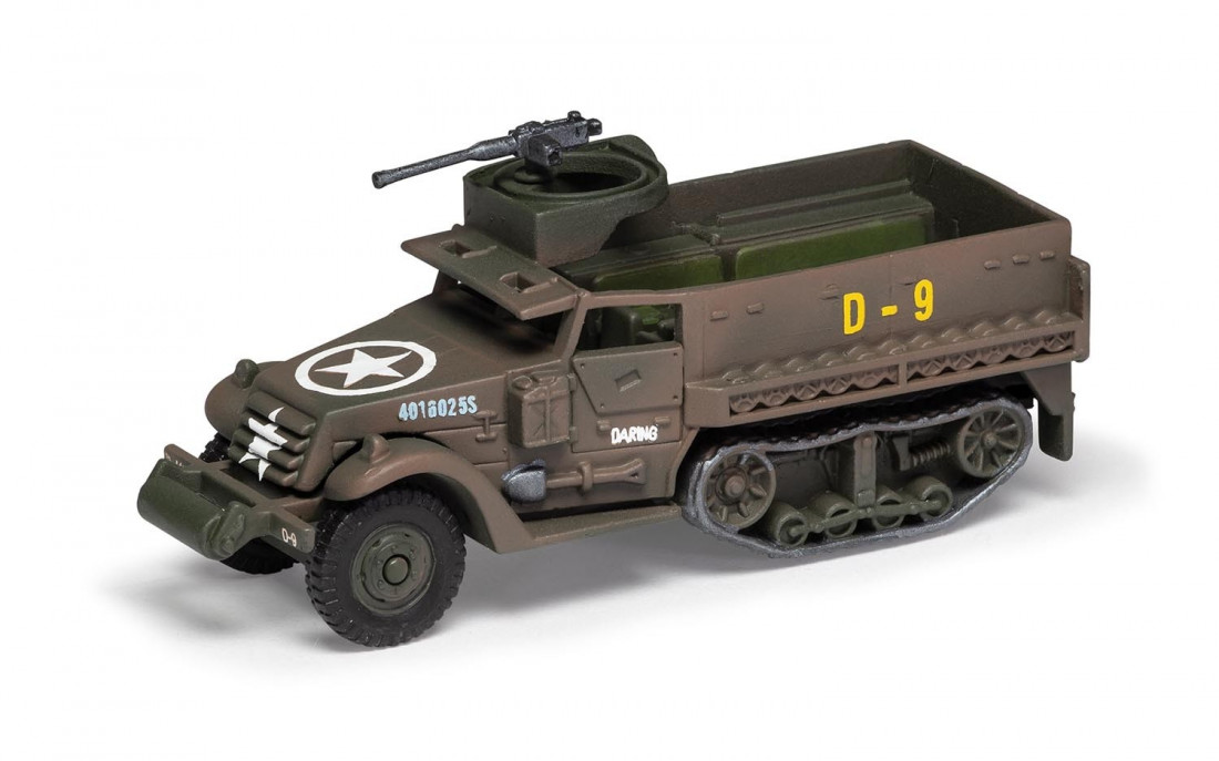 M3 Half-Track, 41st Armoured Infantry, Normandy, D-Day