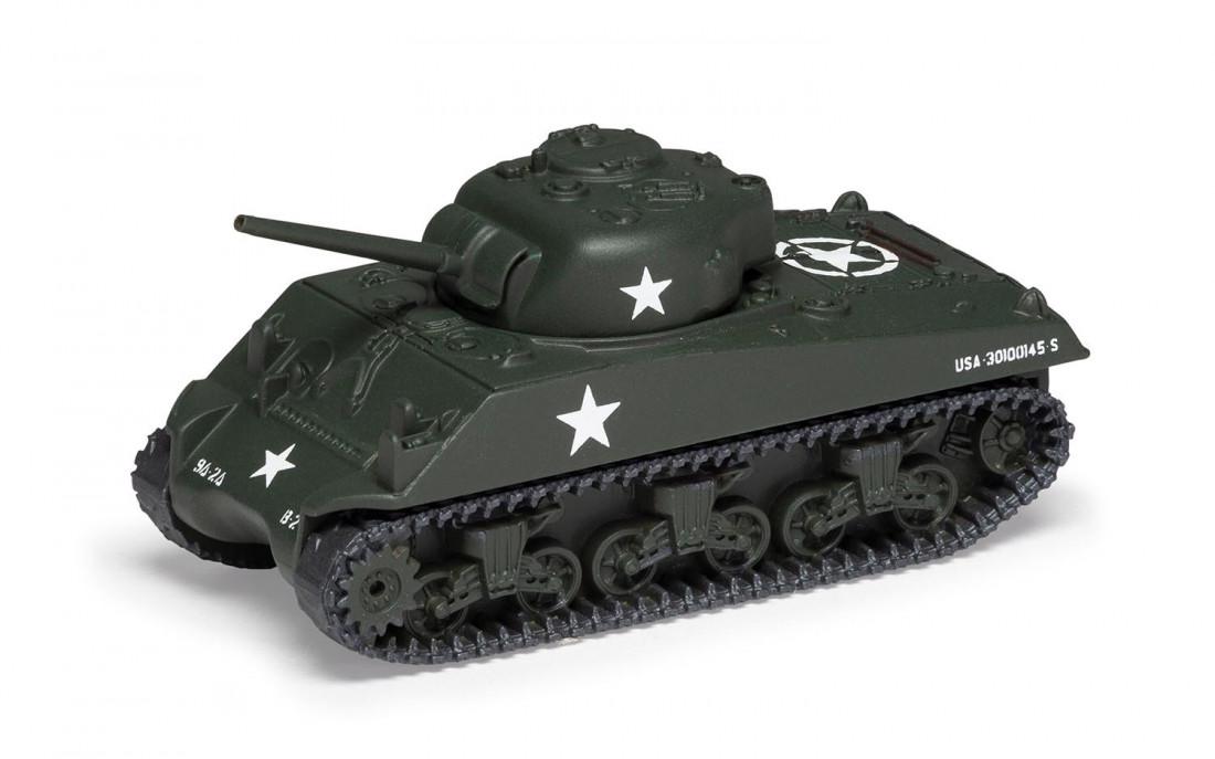 Sherman M4 A3, U.S. Army, Luxembourg, 1944