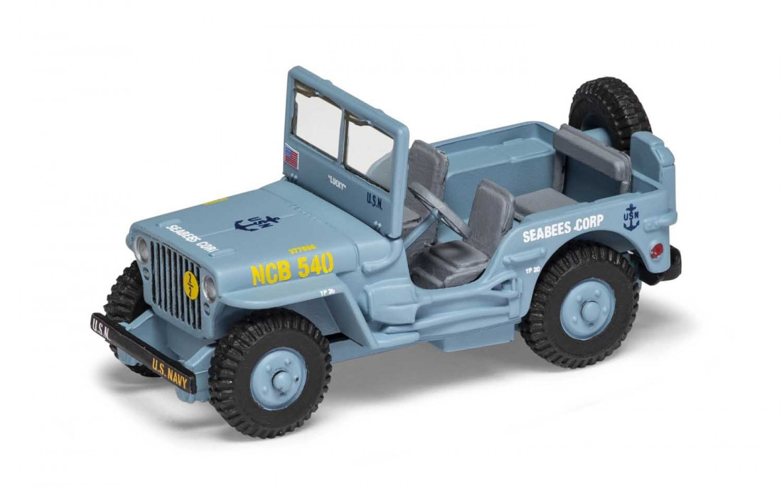 Willys Jeep, SeeBees