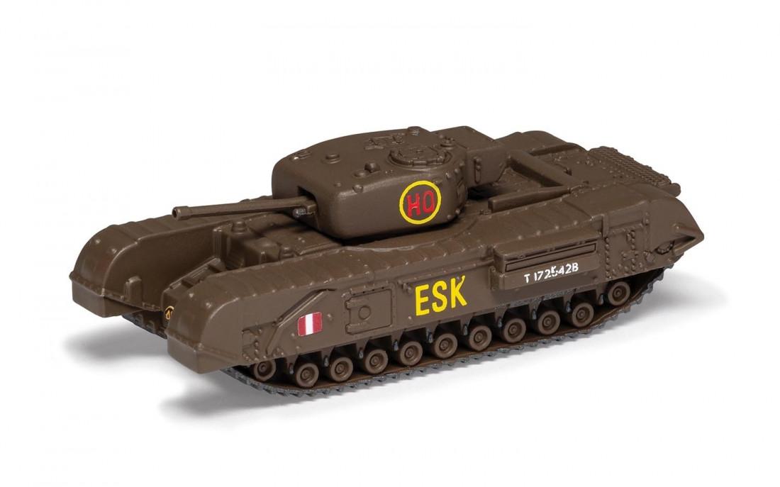 Churchill Mk.III, 6th Scots Guards Brigade, 1943