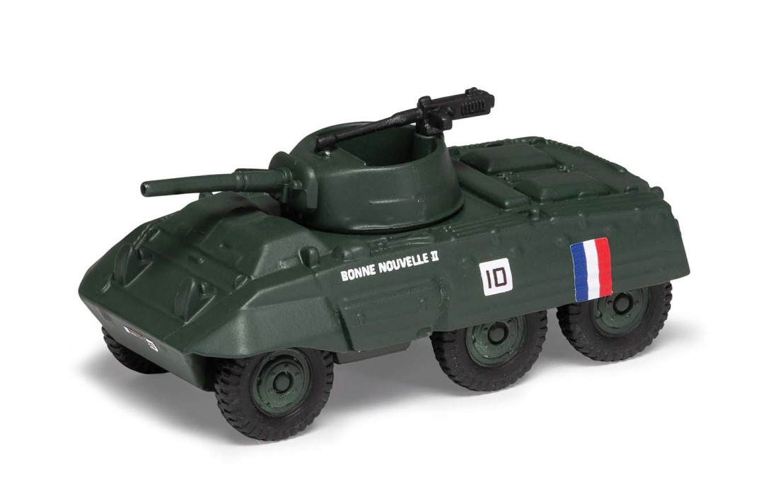 M8 Greyhound, 14th Armoured Division, N-W Europe