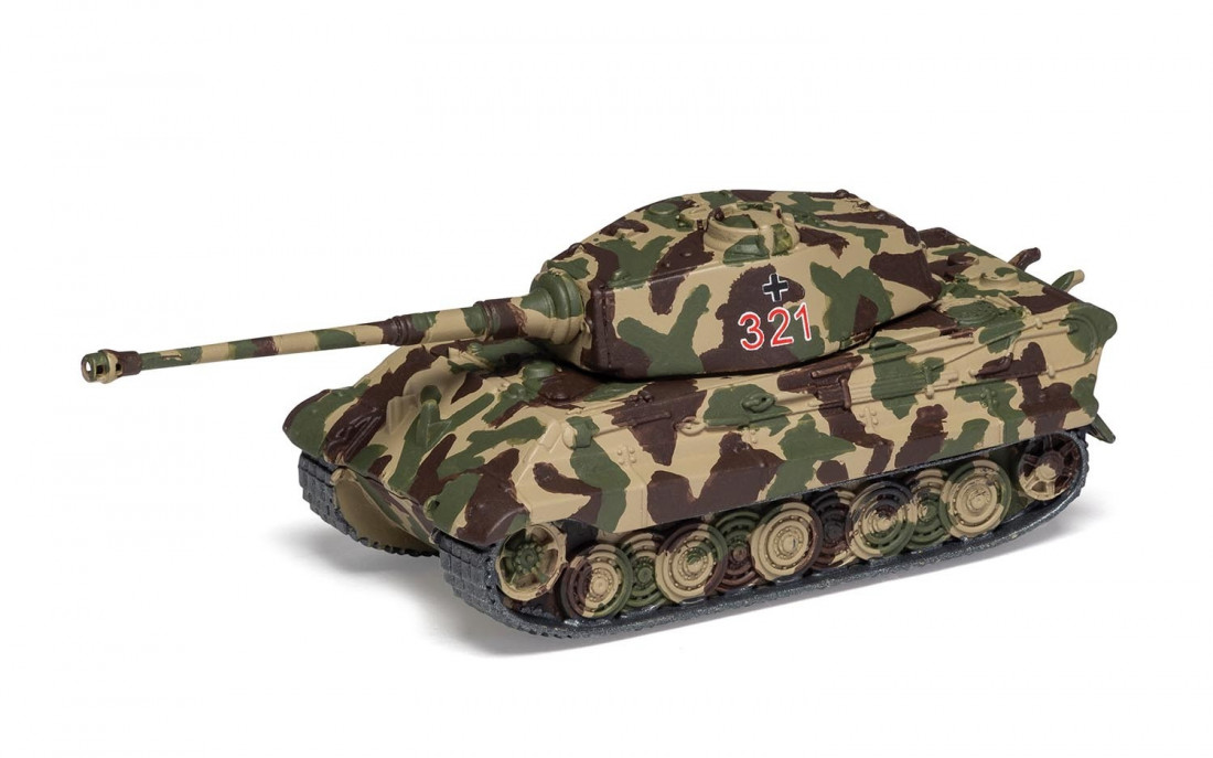 King Tiger sSSPzAbt 501, France, 1944