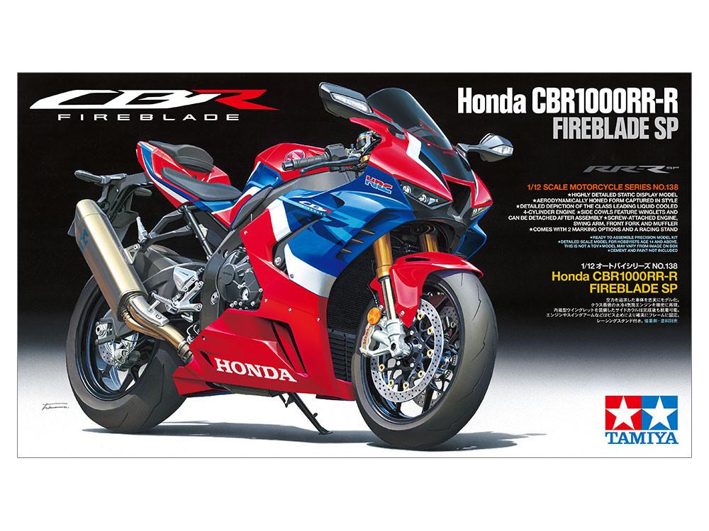 1:12 Honda CBR1000RR-R Fireblade SP