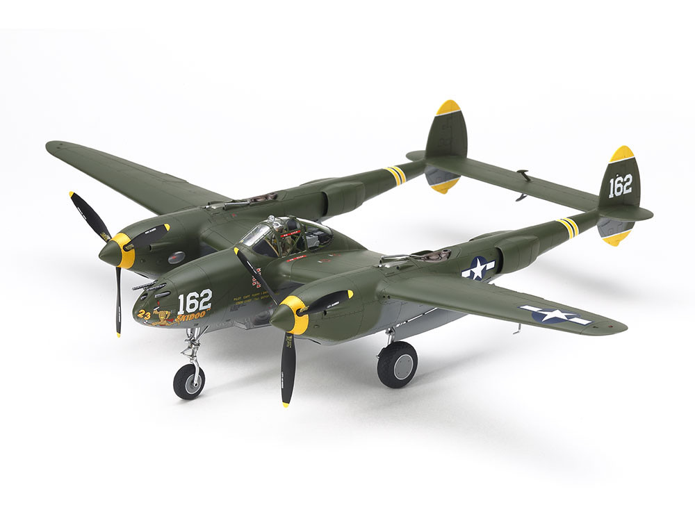 1:48 Lockheed P-38H Lightning