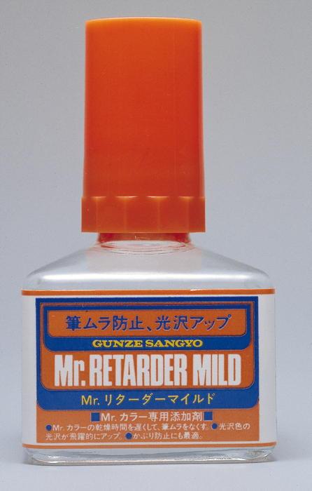 Mr. Retarder Mild – zpomalovač schnutí (40 ml)