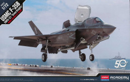 "1:72 Lockheed Martin F-35B Lightning II, VMFA-121 ""Green Knights"""