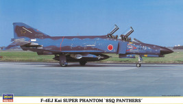 1:72 McDonnell Douglas F-4EJ Kai, 8th Sq. Panthers (Limited Edition)