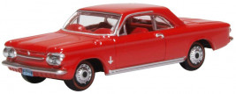 1:87 Chevrolet Corvair Coupe 1963 Riverside Red