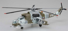 1:72 Mil Mi-24, 0709, Czech Air Force